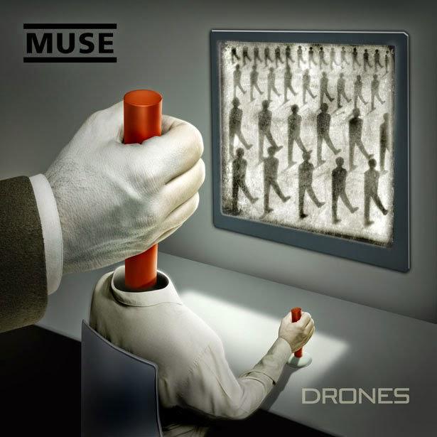 """Esce il 9 Giugno """"Drones"""", il nuovo album dei Muse"""