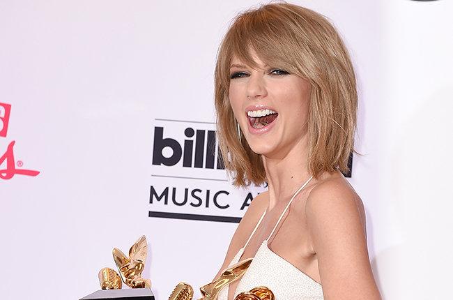 Taylor Swift domina il Billboard Music Awards 2015