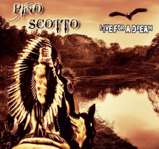 """Oggi esce """"Live for a Dream"""" il nuovo album di PINO SCOTTO"""