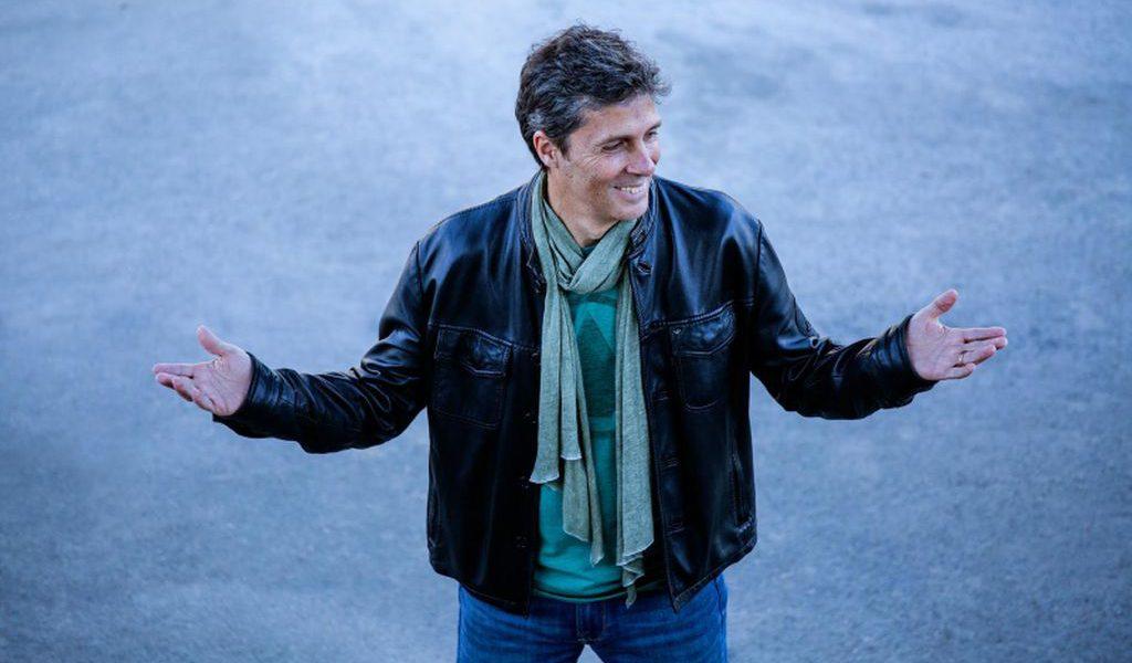 LUCA BARBAROSSA è il conduttore dell'edizione 2016 del CONCERTO DEL PRIMO MAGGIO