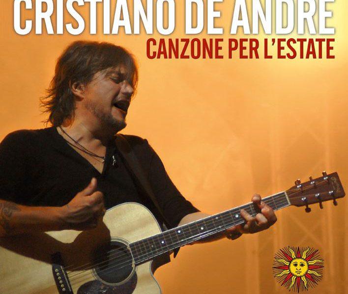 """In radio il nuovo singolo """"Canzone per l'Estate"""" di De Andrè"""