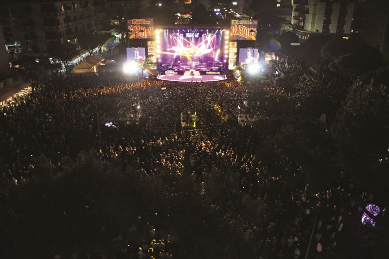 Il Festival musicale dell'estate italiana 2016