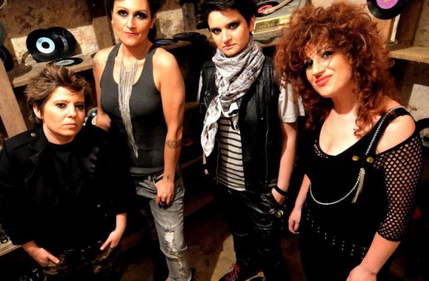 Disponibile il nuovo singolo della rock band tutta al femminile Le Rivoltelle