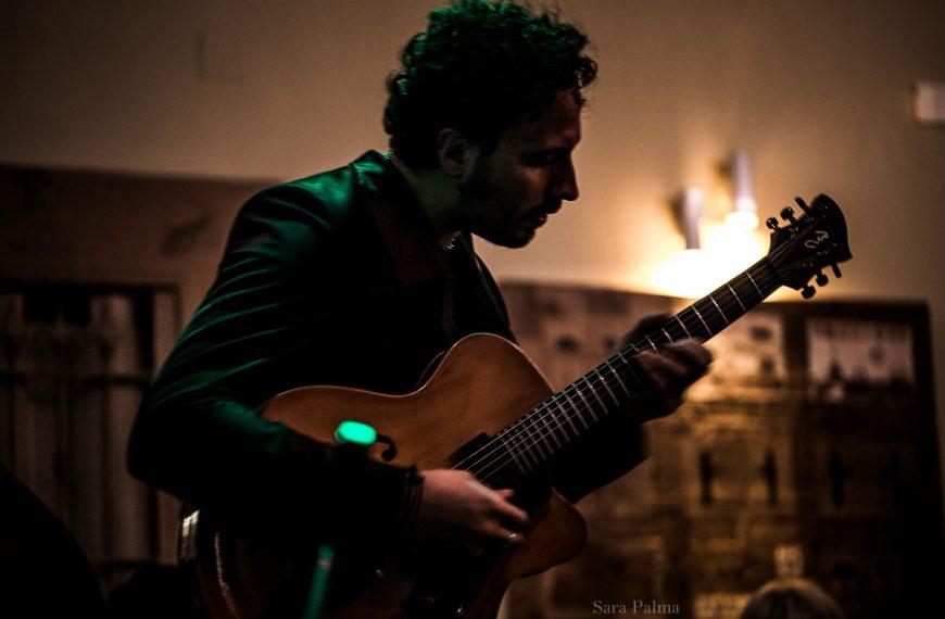 Alessandro Florio presenta il suo album Taneda