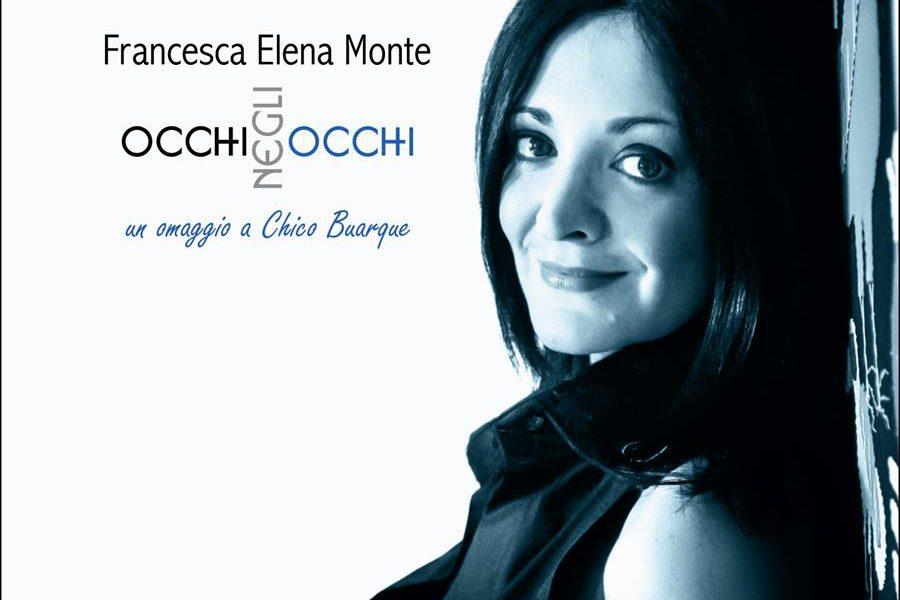 """In radio Francesca Elena Monte con il brano """"OCCHI NEGLI OCCHI"""""""