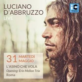 """Luciano D'Abbruzzo presenta in anteprima il nuovo album """"Il Guardiano del Bosco"""""""
