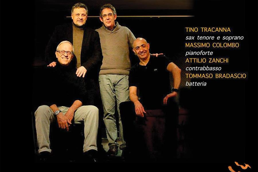 Inside Jazz Quartet in concerto al Cinema Teatro Aurora di Parma