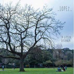 """""""La Giusta Distanza """" è il terzo singolo del cantautore romano Lopez"""