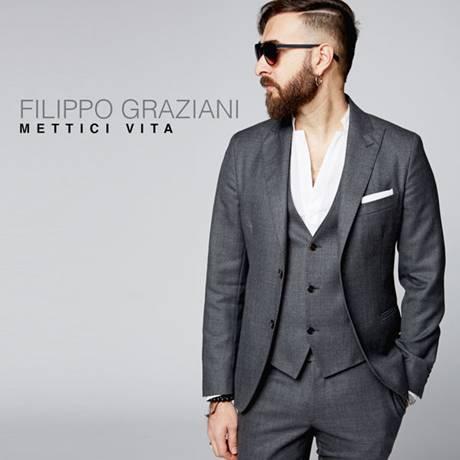 """Filippo Graziani arriva in radio """"METTICI VITA"""""""