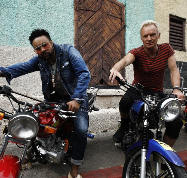 STING e SHAGGY in concerto a Roma