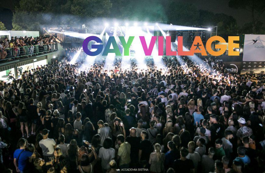 Il Gay Village saluta l'Eur e torna a Testaccio, dove tutto ebbe inizio