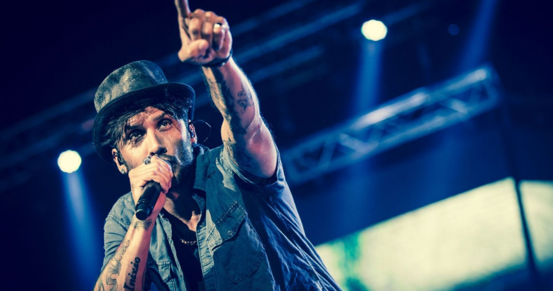 Fabrizio Moro: In tour dall'Olimpico a tutta Italia