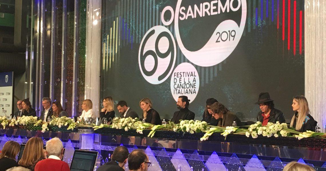 Con la Superband la notte fonda a Sanremo parla il rock dei club