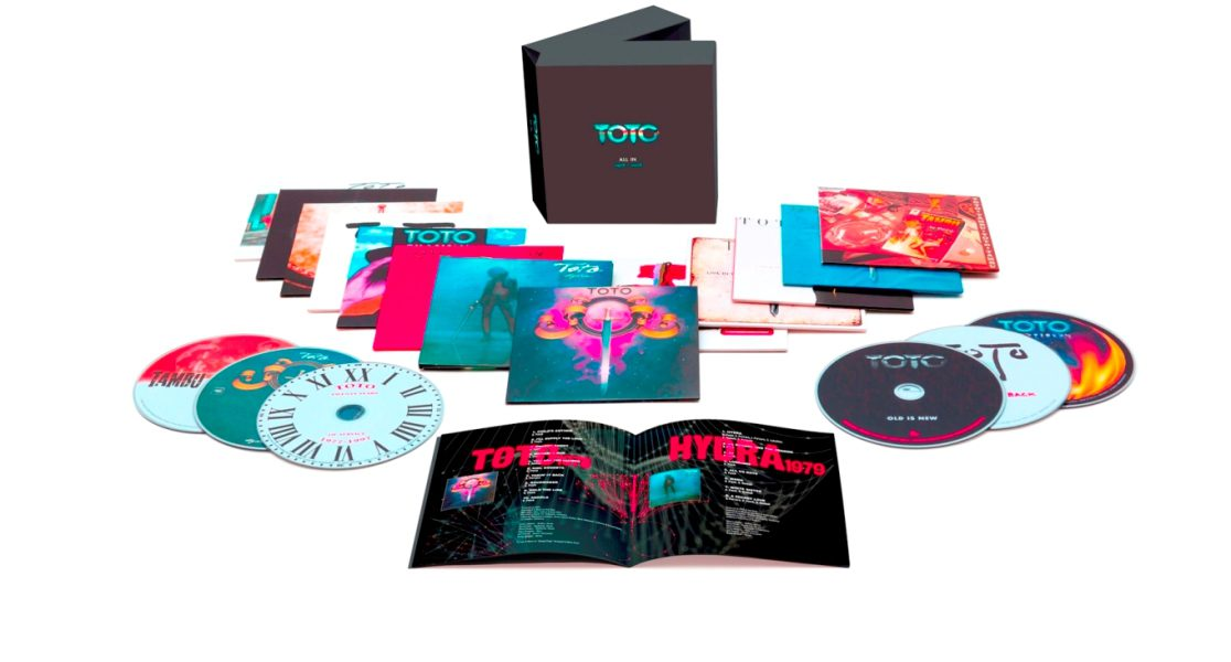 "Tutta la magia dei TOTO nel box set ""ALL IN"""