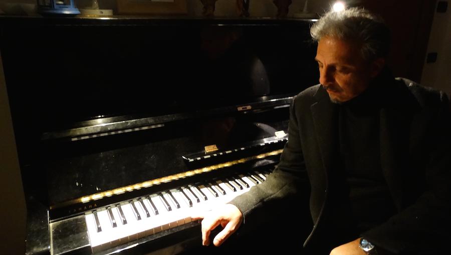 Ettore Filippi: il suono, l'immagine, la sera