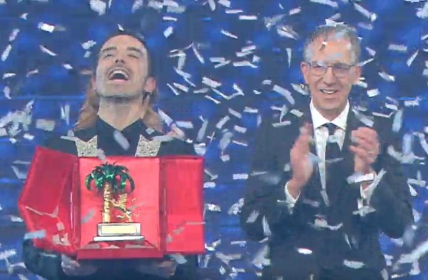 Diodato ha Fatto Rumore e vince il Festival di Sanremo