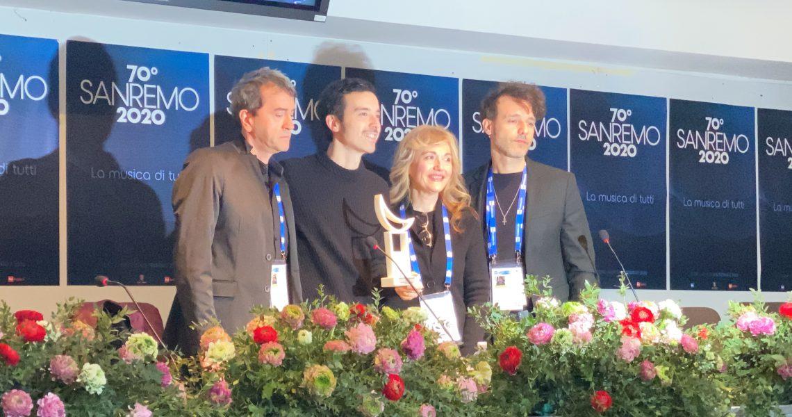 Diodato e Matteo Faustini vincono il Premio Lunezia