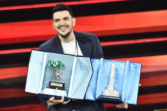 Gaudiano vince il Festival di Sanremo