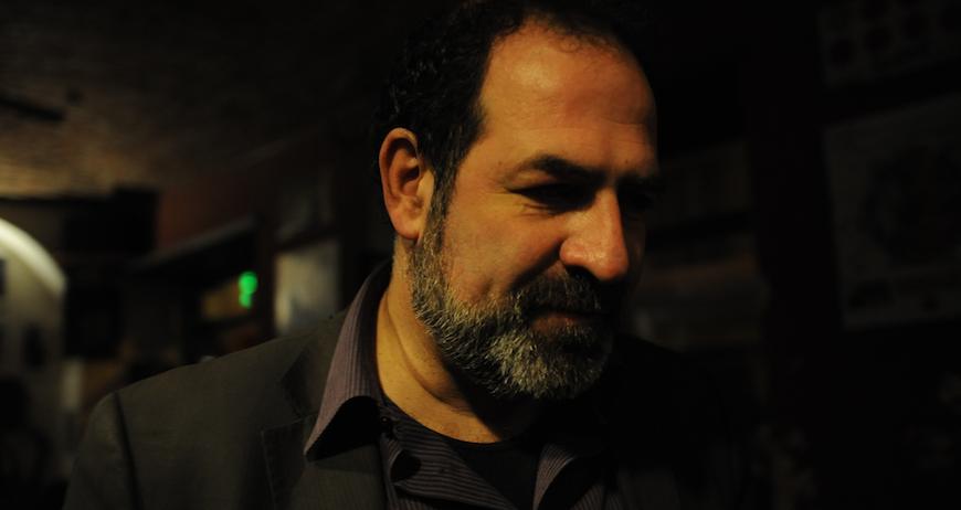 Federico Sirianni: un gabbiere e una canzone d'autore